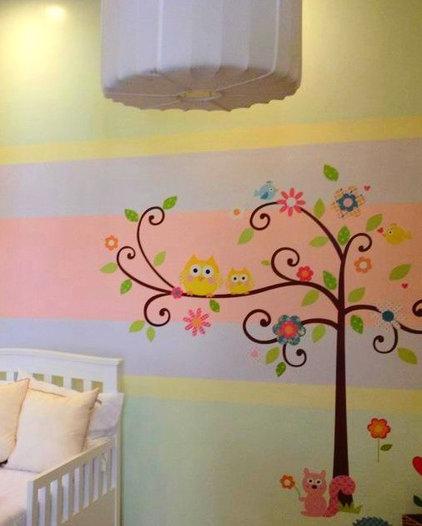 Modern Kids Kid's Room