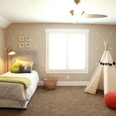 Eclectic Kids Kid's room