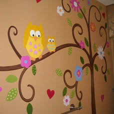 Contemporary Kids by Murals And More