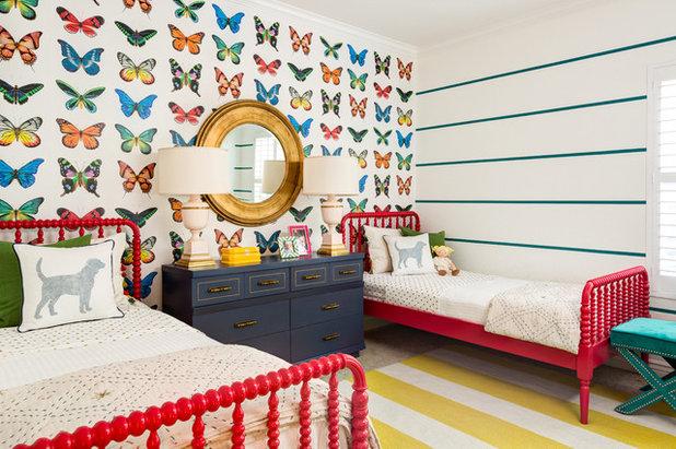 Crea una collezione di farfalle decorative - Farfalle decorative per pareti ...
