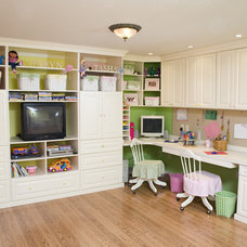 Traditional Kids by Closet Organizing Systems