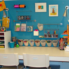 home office craft room ideas. eclectic kids art studio home office craft room ideas