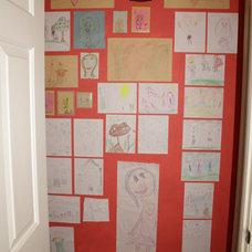 Traditional Kids Kids' Art Wall