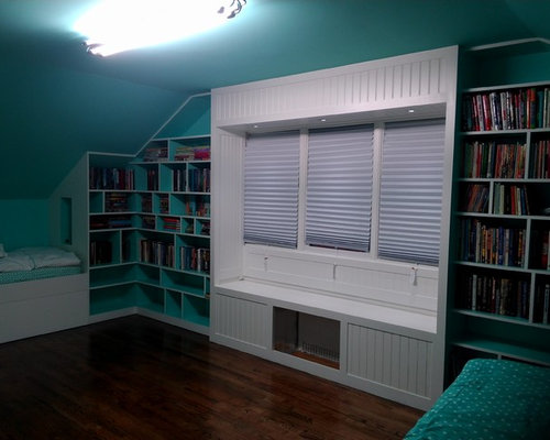 Contemporary Kids Bedroom Library Furniturecollege Classroom