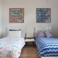 Contemporary Kids by Ann Lowengart Interiors
