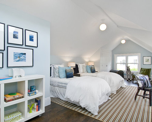 best attic bedroom closet design ideas remodel pictures 16998 | fc4194d70f0f6542 7750 w500 h400 b0 p0 traditional kids