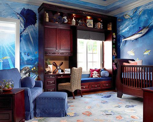 Tuscan Kidsu0027 Room Photo In Miami
