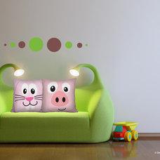 Modern Kids Kids Bedroom
