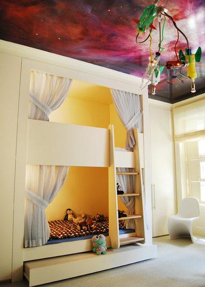 kreative ideen f r die kinderzimmer decke. Black Bedroom Furniture Sets. Home Design Ideas