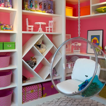 Kids Bedrooms by Robeson Design