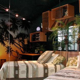 Exempel på ett exotiskt barnrum
