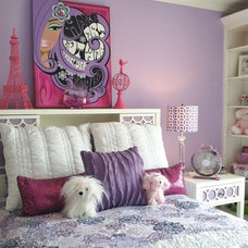 Transitional Kids by Sejourne Interiors
