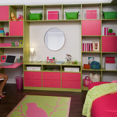 modern kids by transFORM | The Art of Custom Storage