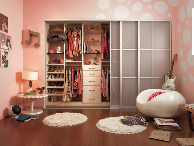 Contemporary Kids by California Closets
