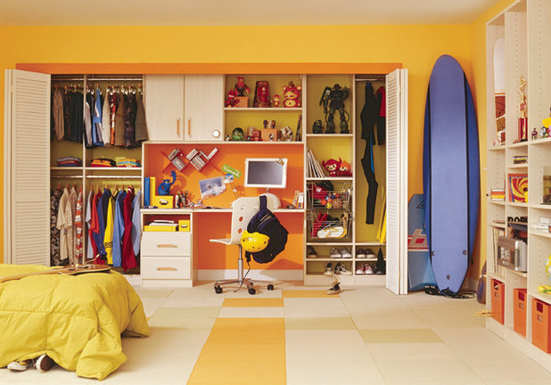 Traditional Kids by California Closets