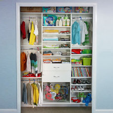 Contemporary Kids Dressers And Armoires by European Closet & Cabinet