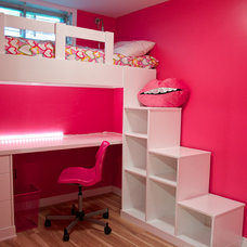 Contemporary Kids by Kniss Custom Woodwork