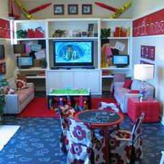 traditional kids Kids playroom