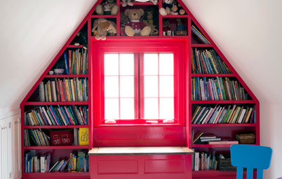 8 Ideas for Children's Bookshelves