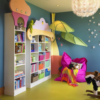 eclectic kids by the sky is the limit design - Images Of Kids Rooms