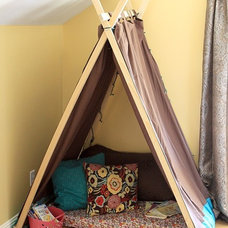 Eclectic Kids Kids Reading Nook / Tent