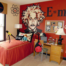 13 Brainy Kids' Bedrooms Designed to Educate