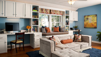 Kids Room with added function and storage