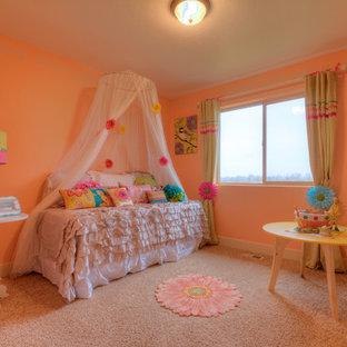 Eklektisches Kinderzimmer in Boise