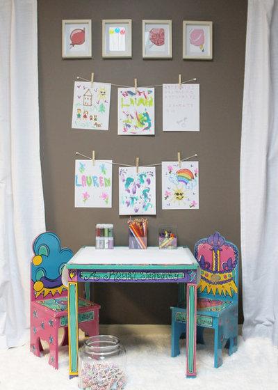トラディショナル 子供部屋 by Design Elements