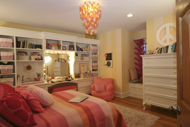 Eclectic Kids by Ed Saloga Design Build