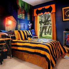 Eclectic Kids by Sisler Johnston Interior Design