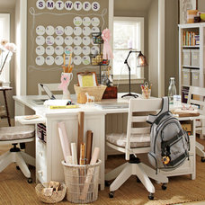 Traditional Kids by San Francisco Organized Interiors