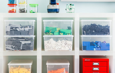 How to Organize the Lego Chaos
