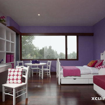 Kids spaces xcuincles