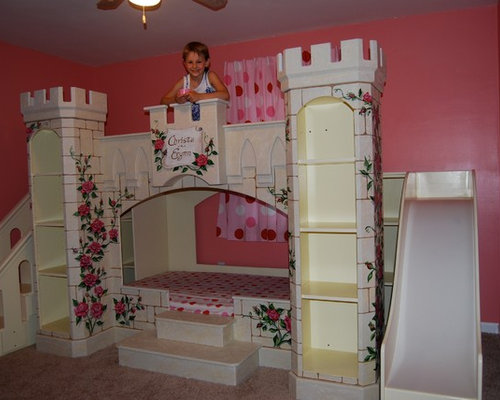Toddler Bed For Girl Princess: Princess Room