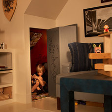 Eclectic Kids by Tim Barber LTD Architecture & Interior Design