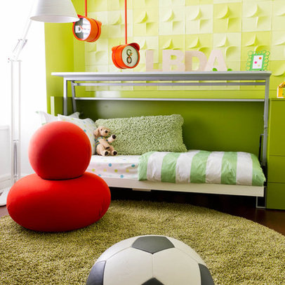 Interior Decorating Jobs: Furniture Modern Kids Bedroom Decorating