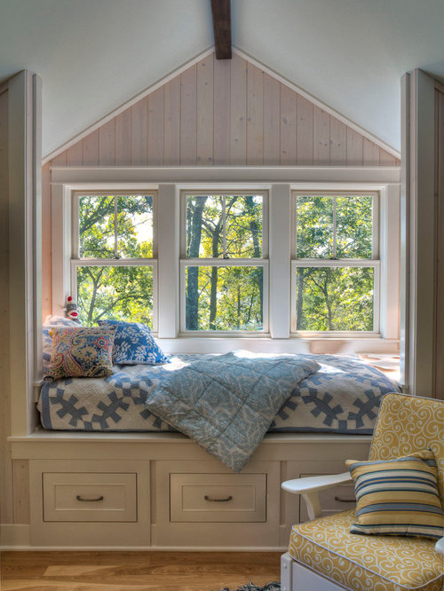 Window Seat Bed Home Design Ideas Pictures Remodel And Decor