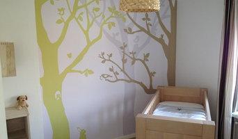Kinderkamer dekor idees modern best bakamer kinderkamer images