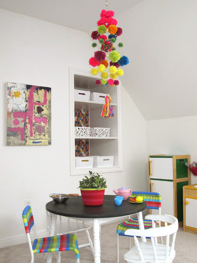 Eclectic Kids by Jennifer Crabtree Design