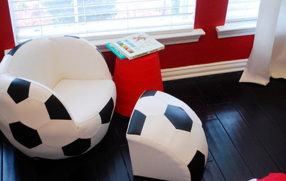 Dream Spaces: Perfect Football Set-Ups