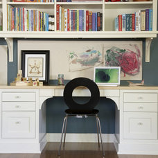 Traditional Kids by Kate Maloney Interior Design