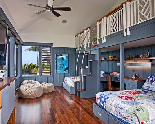 Chambre d 39 enfant exotique photos et id es d co de chambres d 39 enfant - Deco chambre exotique ...