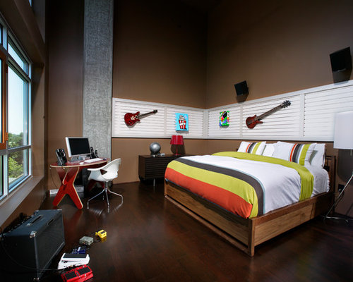 Guitar Bedroom Decor Photos. Guitar Bedroom Decor Ideas  Pictures  Remodel and Decor