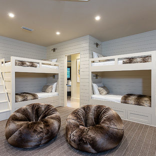Lake House Project - Bunk Room