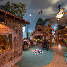 Traditional Kids by Andrew Roby General Contractors