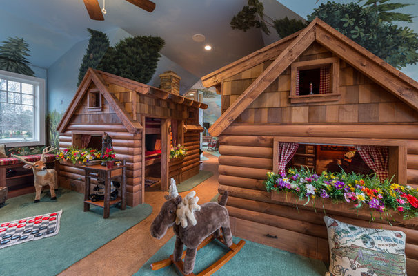 Rustic Kids by Andrew Roby General Contractors