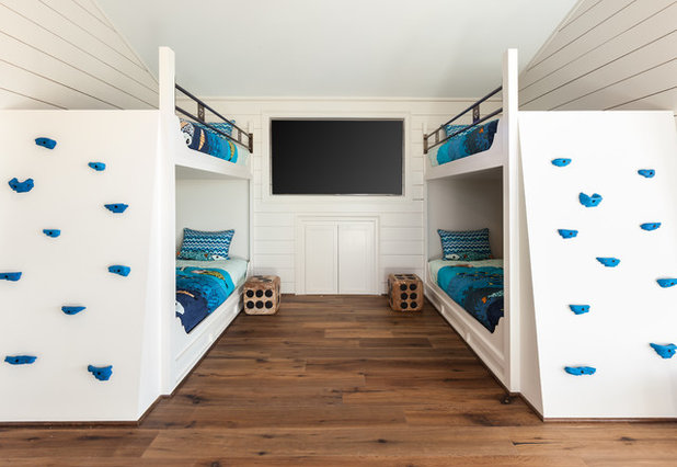 How To Outfit A Bunk Room That Sleeps A Crowd