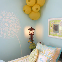 traditional kids Lakeshore Cottage Living:  Children's Room