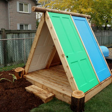 Traditional Kids by Earthscape - Playground Design & Build